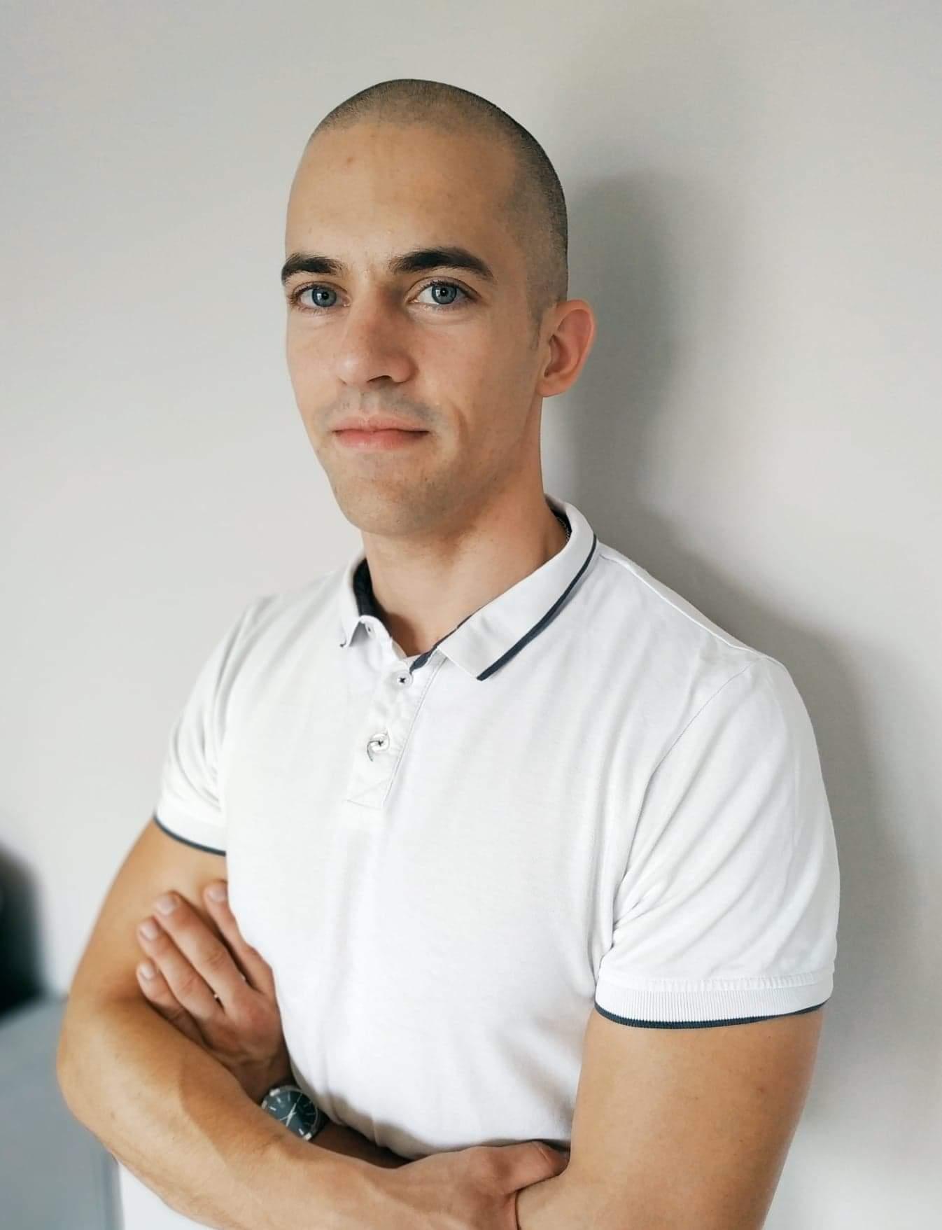 Fizjoterapeuta Maciej Walas